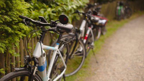Fahrräder | Naturfreundehaus Billtalhöhe | Waldgaststätte | Königstein im Taunus