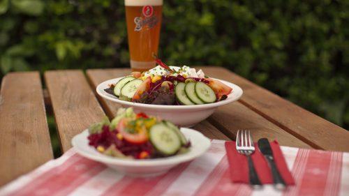 Salat | Naturfreundehaus Billtalhöhe | Waldgaststätte | Königstein im Taunus