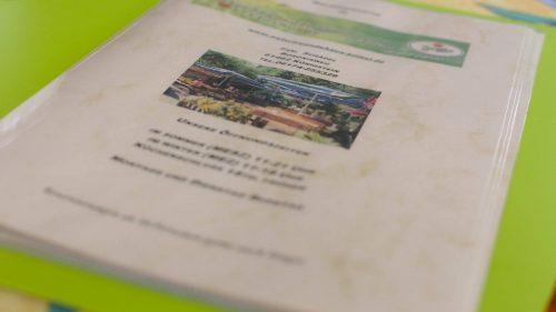 Speisekarte | Naturfreundehaus Billtalhöhe | Waldgaststätte | Königstein im Taunus