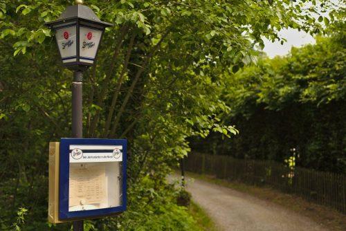 Eingang | Naturfreundehaus Billtalhöhe | Waldgaststätte | Königstein im Taunus