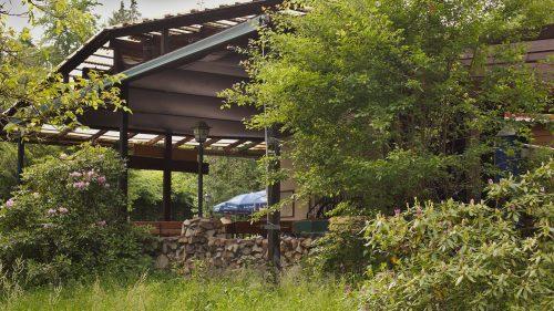 Außenansicht | Naturfreundehaus Billtalhöhe | Waldgaststätte | Königstein im Taunus