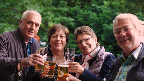 Feiern, Party, Leben, Freunde | Naturfreundehaus Billtalhöhe | Waldgaststätte | Königstein im Taunus