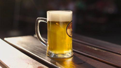 Bier: Schlappeseppel | Naturfreundehaus Billtalhöhe | Waldgaststätte | Königstein im Taunus